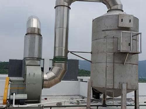 有机废气喷淋塔